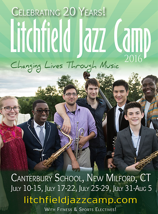 A look back – The Litchfield Jazz Camp