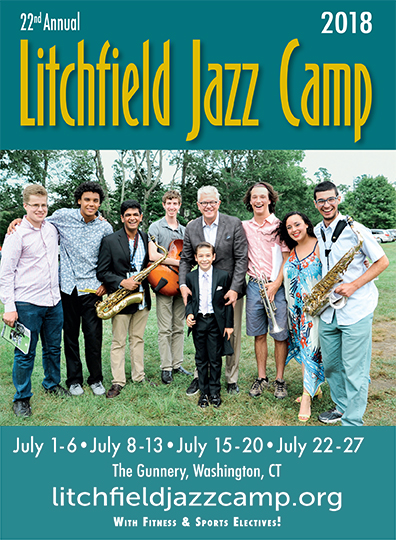 Camp Registration - Litchfield Jazz Camp